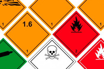 Cursos de mercancías peligrosas en Palencia